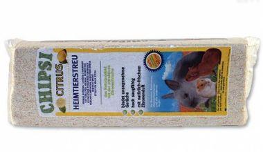 Chipsi podestýlka hobliny citrus   (1kg)