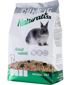 Cunipic Naturaliss Rabbit Adult - králík dospělý 1,36 kg