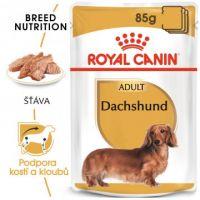 ROYAL CANIN Dachshund Loaf kapsička s paštikou pro jezevčíka 12x