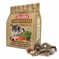 Dajana – COUNTRY MIX, Činčila 500 g, krmivo pro činčily