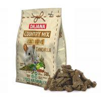 Dajana – COUNTRY MIX EXCLUSIVE, činčila 500 g, krmivo pro činčily