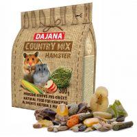 Dajana – COUNTRY MIX, Křeček 500 g, krmivo pro křečky