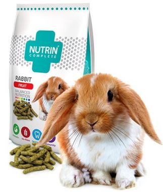 Darwin´s Nutrin complete králík fruit 400g