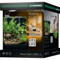 DENNERLE Akvárium NanoCube Complete+ Soil 20 l