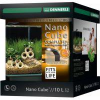 DENNERLE Akvárium NanoCube Complete+ Style LED 10 l