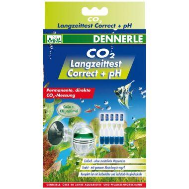 DENNERLE Profi-Line CO2 Dlouhodobý test Correct