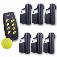 DOG Balls set 6 - Výcvikový podavač míčků
