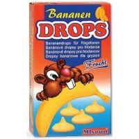 Drops banánový   (75g)