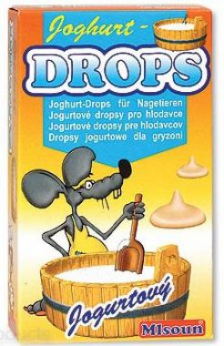 Drops jogurtový   (75g)