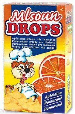 Drops pomerančový   (75g)
