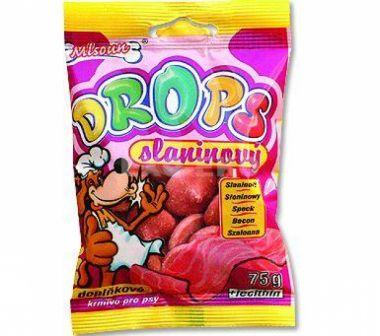 Drops slaninový   (75g)