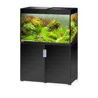 EHEIM akvárium INCPIRIA 300 se skřínkou a osvětlením, černá