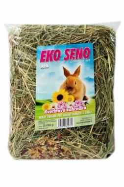 Ekologické seno květinová zahrádka 25l / 500g