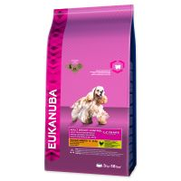 EUKANUBA Adult Medium Light / Weight Control (3kg)