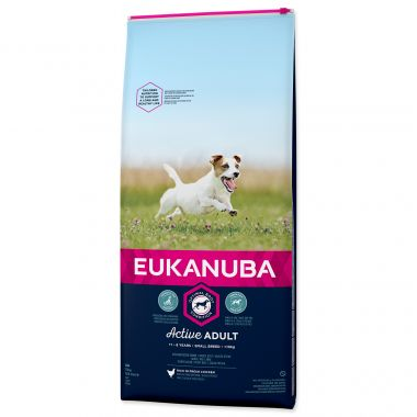 EUKANUBA Adult Small (15kg)