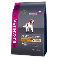 EUKANUBA Adult Small & Medium Lamb & Rice (1kg)