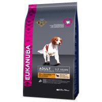 EUKANUBA Adult Small & Medium Lamb & Rice (2,5kg)