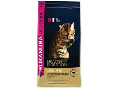 EUKANUBA Cat Adult Healthy Digestion (400g)