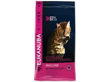 EUKANUBA Cat Adult Sterilised / Weight Control (1,5kg)