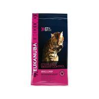 EUKANUBA Cat Adult Sterilised / Weight Control (3kg)