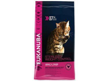 EUKANUBA Cat Adult Sterilised / Weight Control (400g)