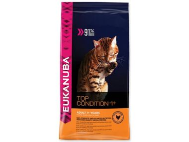 EUKANUBA Cat Adult Top Condition 1+ (2kg)