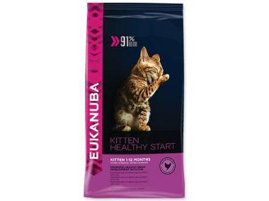 EUKANUBA Cat Kitten Healthy Start (4kg)