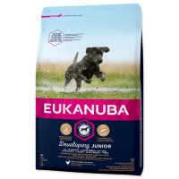 EUKANUBA Junior Large (3kg)