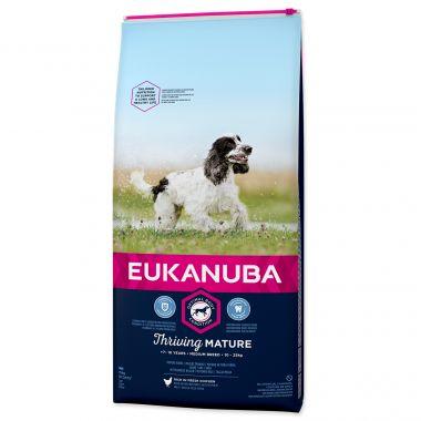 EUKANUBA Mature Medium (15kg)