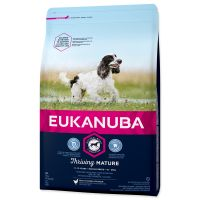 EUKANUBA Mature Medium (3kg)