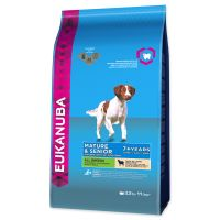 EUKANUBA Mature & Senior Lamb & Rice (2,5kg)