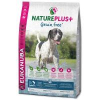 EUKANUBA Nature Plus+ Adult Grain Free Salmon (2,3kg)