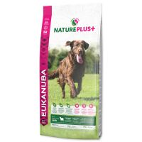 EUKANUBA Nature Plus+ Adult Large Breed Rich in freshly frozen Lamb (14kg)