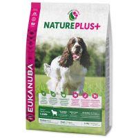 EUKANUBA Nature Plus+ Adult Medium Breed Rich in freshly frozen Lamb (2,3kg)
