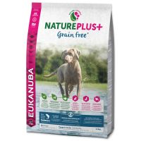EUKANUBA Nature Plus+ Puppy Grain Free Salmon (10kg)