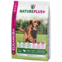 EUKANUBA Nature Plus+ Puppy & Junior Rich in freshly frozen Lamb (10kg)