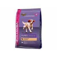 EUKANUBA Puppy & Junior Lamb & Rice (1kg)