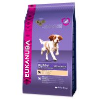 EUKANUBA Puppy & Junior Lamb & Rice (2,5kg)
