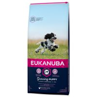 EUKANUBA Puppy Medium (15kg)