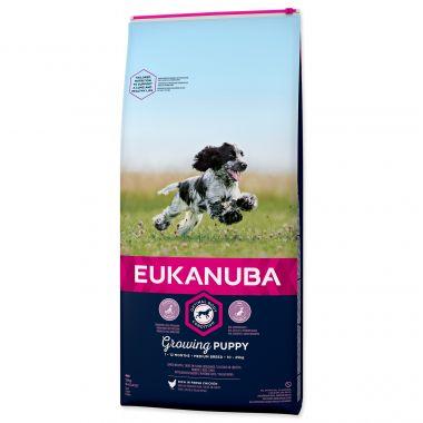 EUKANUBA Puppy Medium (15kg)