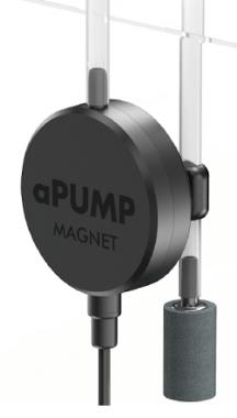 Extra tichý vzduchovací motorek COLLAR 100 magnet