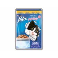 Felix kapsa FANTASTIC - JUNIOR s kuřetem v želé