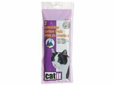 Filtr pro Toalet CatIt s krytem   (2ks)
