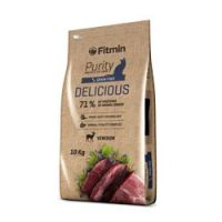 FITMIN CAT PURITY DELICIOUS - 10 KG