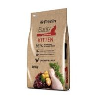 FITMIN CAT PURITY KITTEN - 10 KG