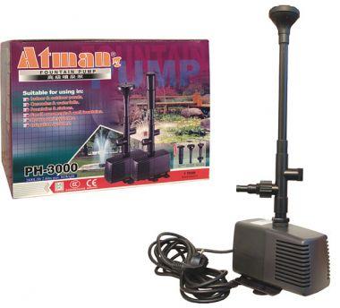 Fontánové čerpadlo Atman PH-3000