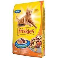 Friskies Cat kuře + zelenina 10 kg