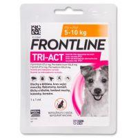 Frontline TRI-ACT spot-on dog S a.u.v. sol 1 x 1ml