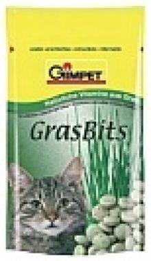 Gras Bits tablety s kočičí trávou   40g