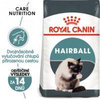 Royal Canin Hairball Care granule pro kočky pro správné vylučování 4kg